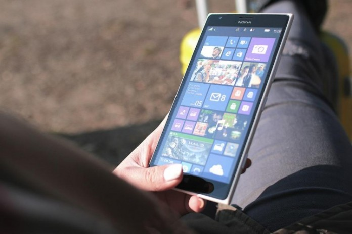 Business smartphones