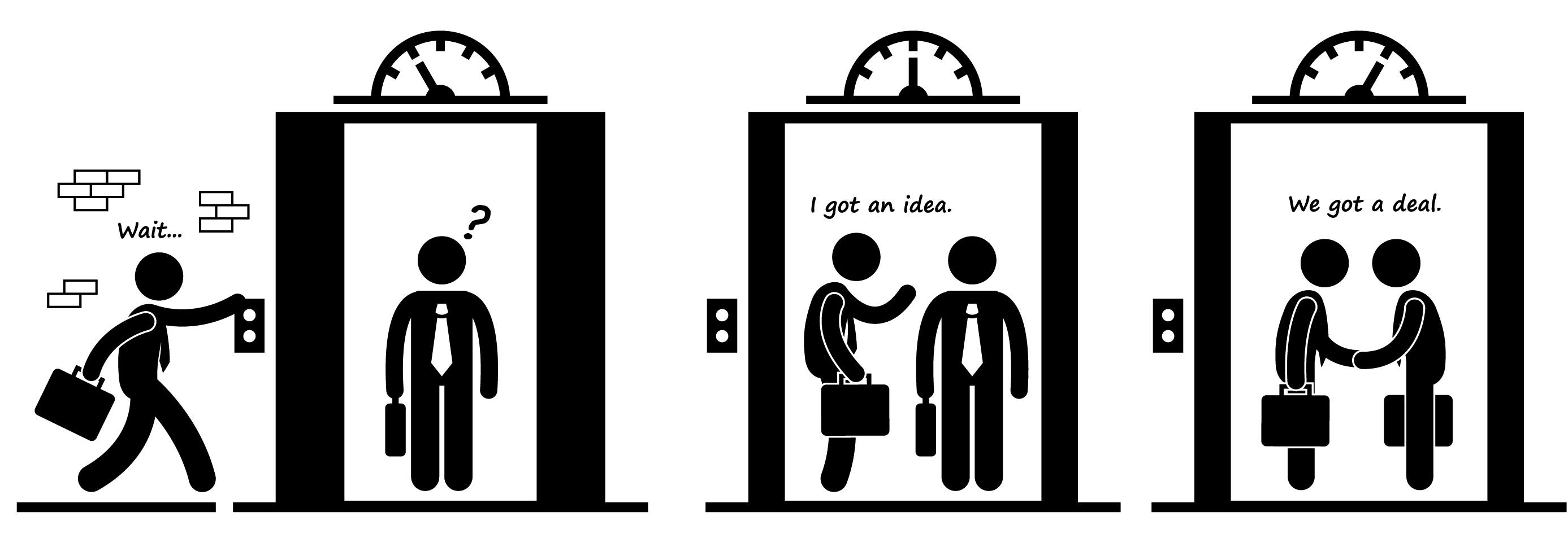 Elevator Pitch Drawing