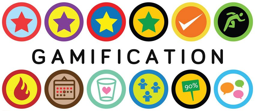 gamification game icons